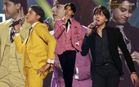 THE NEW GENTLEMAN: Daniel Padilla's three suits during his 'D4' concert