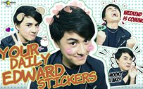 WATCH: Edward Barber redefines cute with his many facial expressions