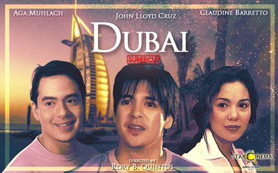 BALIKAN: Aga Muhlach's dramatic performance in 'Dubai'