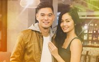 OMG! Jay R proposes to GirlTrends' Mica Javier!