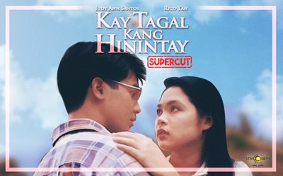 'Kay Tagal Kang Hinintay' Supercut: Look back on Judy Ann Santos and Rico Yan's romantic escapades!