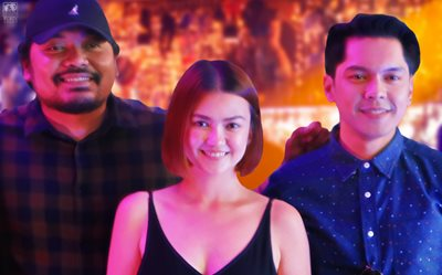 THANKSGIVING SPEECHES: CarGel + Direk Dan Villegas are thankful for 'Exes Baggage' success