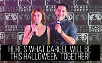 Here's what CarGel will be this Halloween: together!