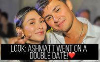LOOK: AshMatt went on a double date! ❤