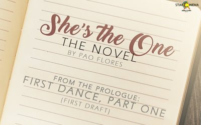 She's The One' The Novel: Bea, hindi na nakawala pa kay Dingdong after their first dance!