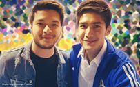 'PBB' partners-in-crime Josef and Robi reunite after 10 years!