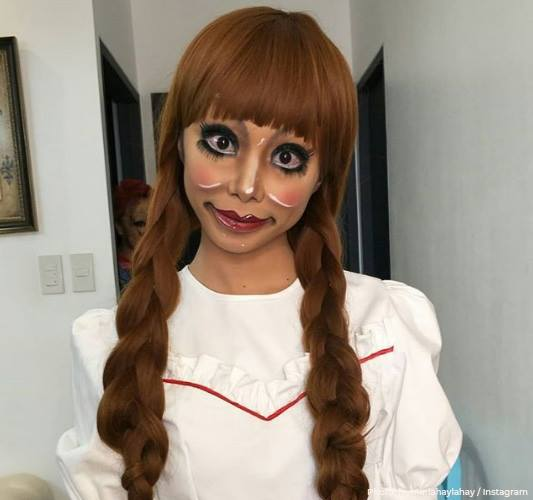 Maymay Entrata as Anabelle
