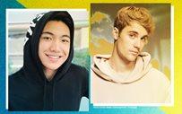 Justin Bieber follows Darren Espanto on Twitter!
