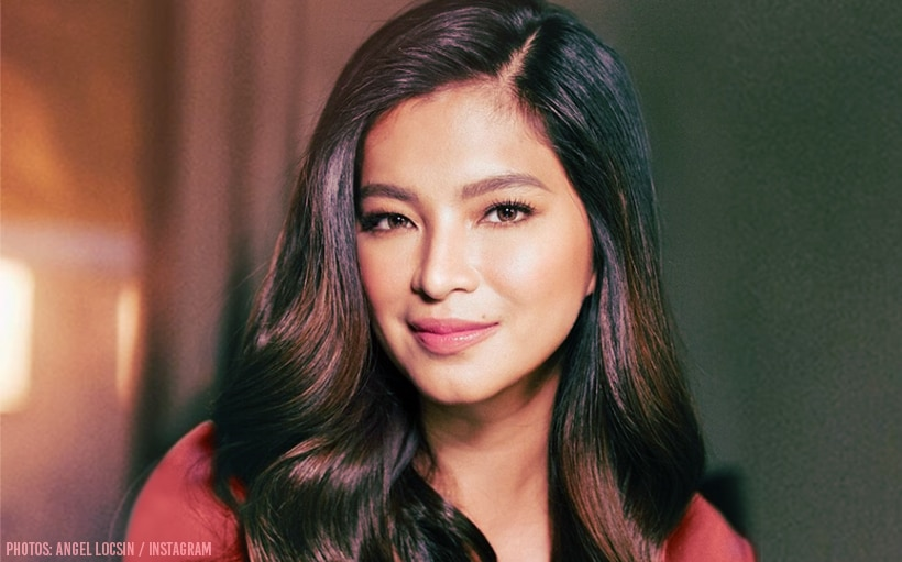 Angel Locsin wows netizens as she tries the Darna filter!