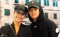 Liza and Enrique return to Manila after taping series in Croatia!