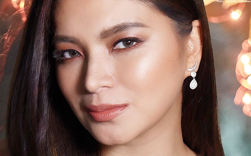 Angel Locsin, hailed as Most Influential Female Television Personality at the 2019 Alta Media Icon Awards