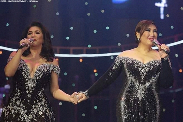 "Scenes from Regine and Sharon's ""Iconic"" concert! 6"