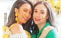 Gretchen Barretto, in San Francisco to spend some time with daughter Dominique!