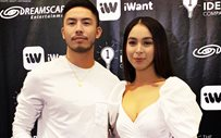 Julia and Tony, teaming up for new iWant original series!