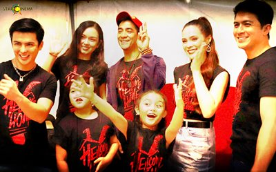 PHOTOS: 'Hellcome Home' cast brought Halloween to Alabang!