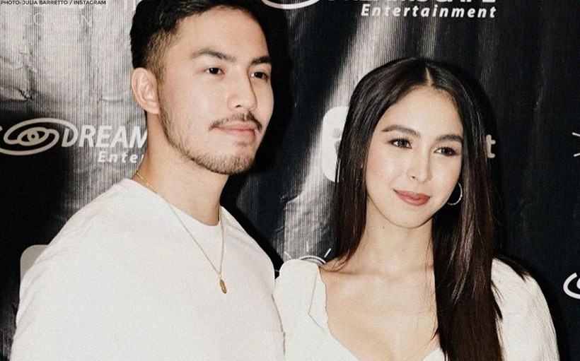 Julia on new iWant series with Tony: 'It's going to be one hell of a ride'