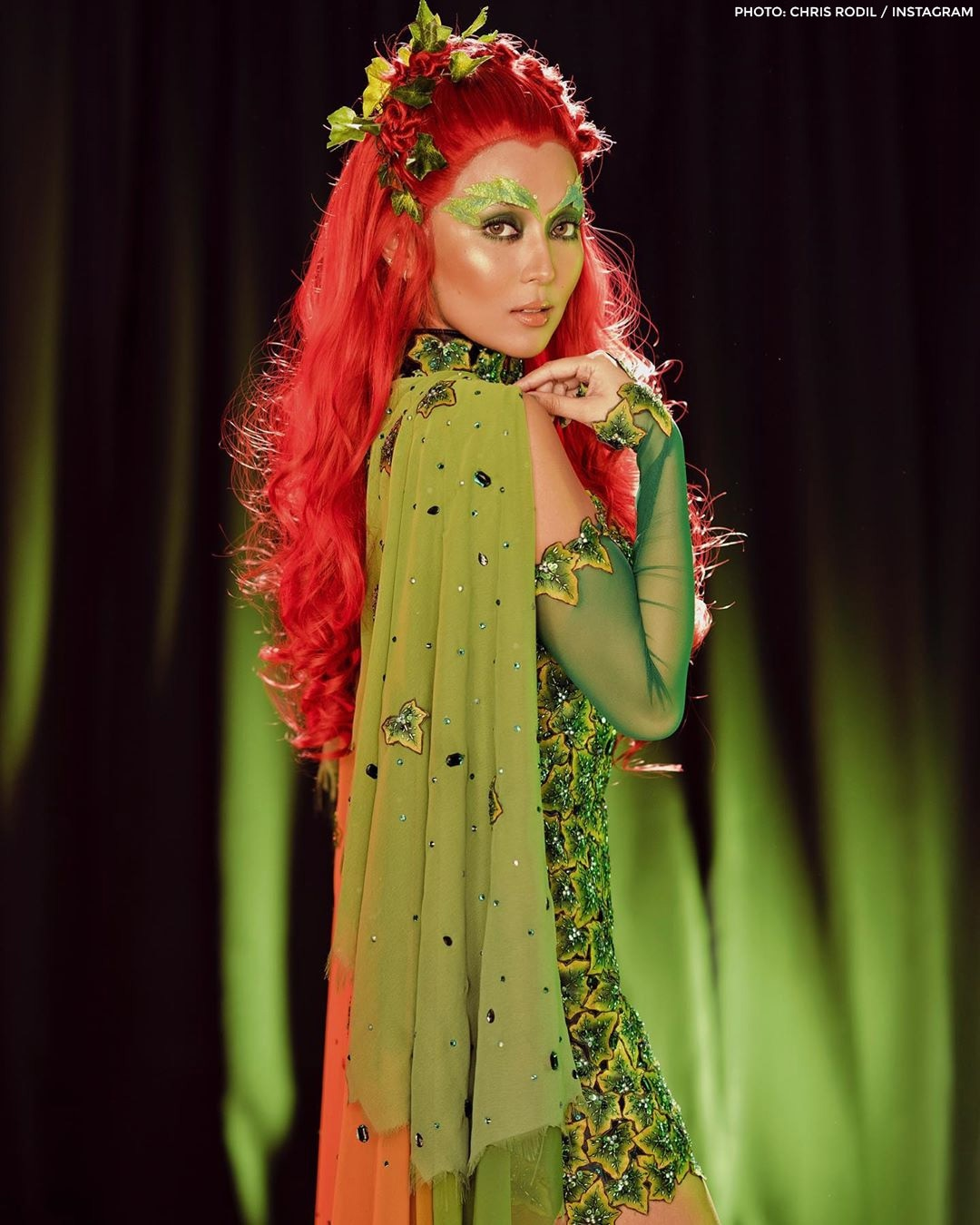 Kathryn Bernardo transforms into DC Comics' Poison Ivy