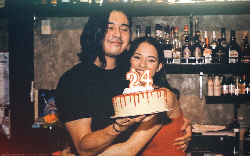 Jodie Tarasek celebrates her birthday with boyfriend Paulo Avelino!