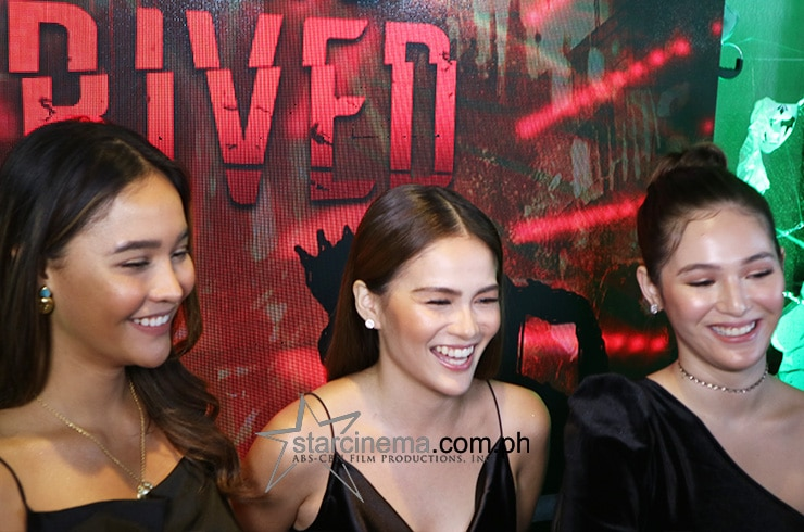 'You Have Arrived' press conference 11