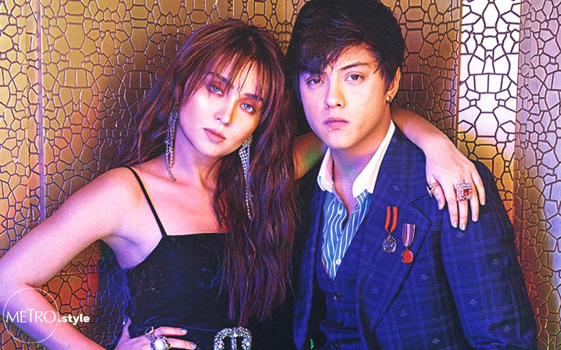 Here's your first peek into Kathryn and Daniel's first business venture together!
