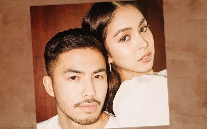 Tony Labrusca reveals it was his dream to work with Julia Barretto