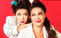 Angeline Quinto and K Brosas fly to Los Angeles for U.S. and Canada tour