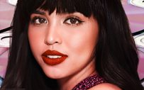 Maine Mendoza channeled singer Selena Quintanilla for this year's Halloween!