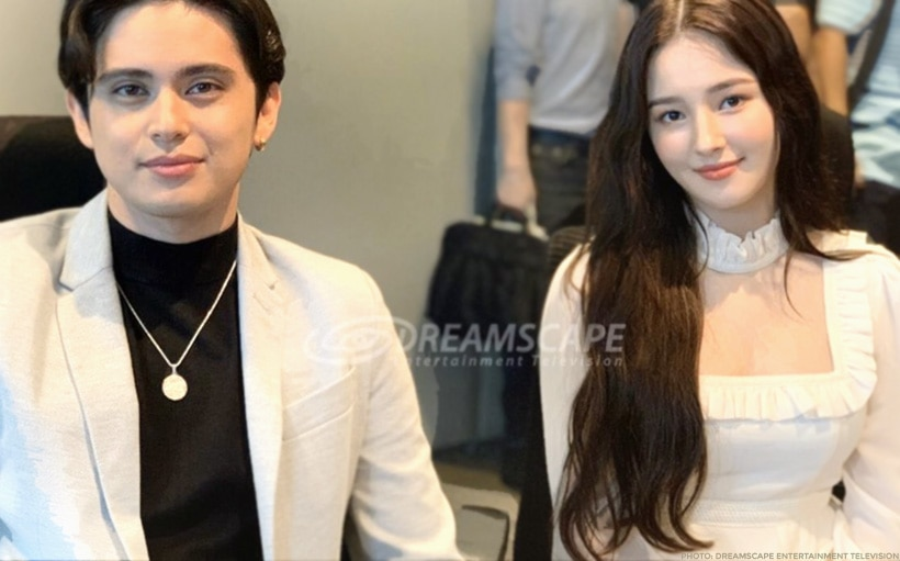 James Reid and Momoland's Nancy team up for upcoming teleserye!