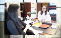 Alex tours Ma'am Charo's office in latest vlog!