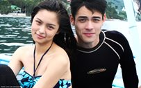 THROWBACK: Xian Lim and Kim Chiu on their first date all those years ago!
