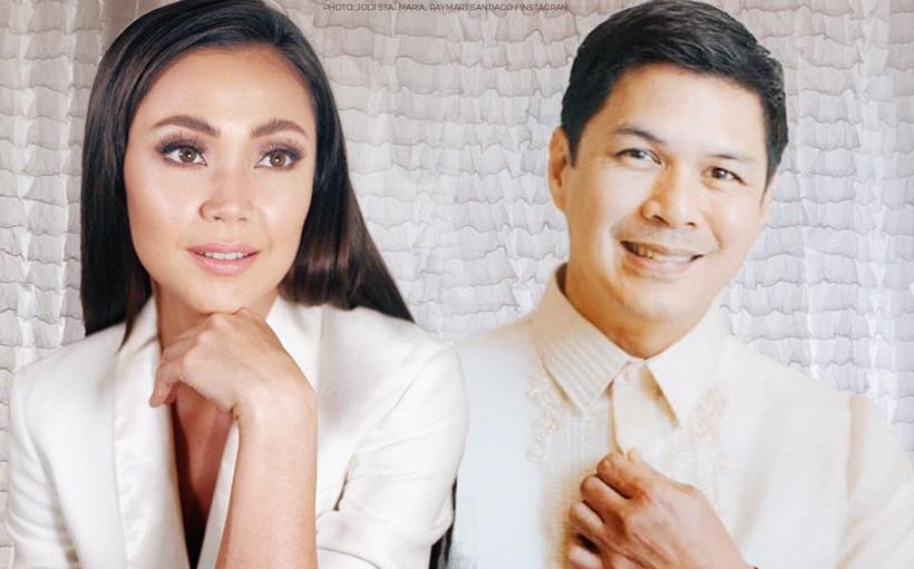 Raymart on his relationship with Jodi: 'Masaya lang lahat'