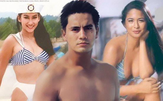 Pinoy sexy stars that made the VHS generation drool