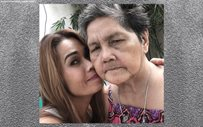 Pokwang's mother Gloria passes away at 80
