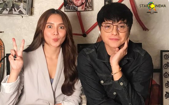 EXCLUSIVE PHOTOS: Kathryn and Daniel in 'The House Arrest of Us' Media Conference!