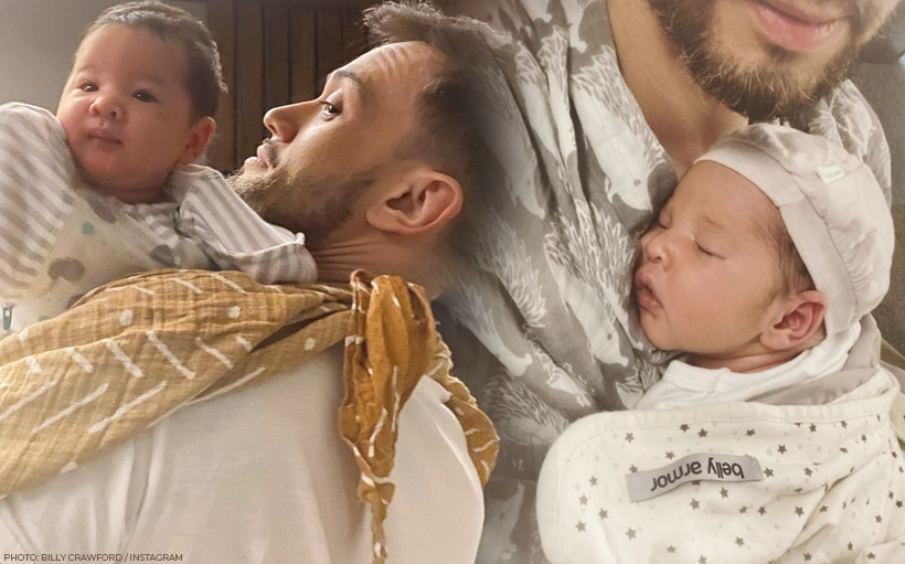 Billy Crawford on son Amari: 'Itong anak ko ay mana sa akin'