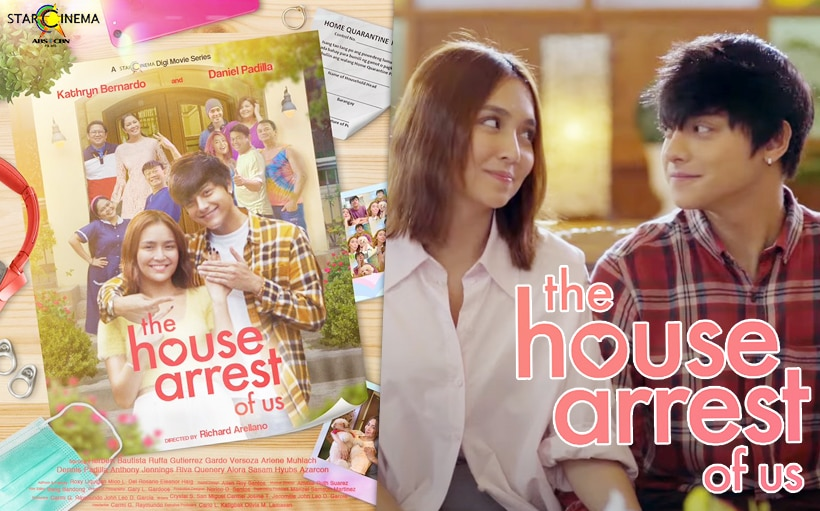 Kathryn, Daniel show us a glimpse of their 'married life' in 'The House Arrest of Us' trailer!