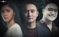 JM de Guzman, 'ginugulat' si Kim Chiu while filming 'U-Turn'!