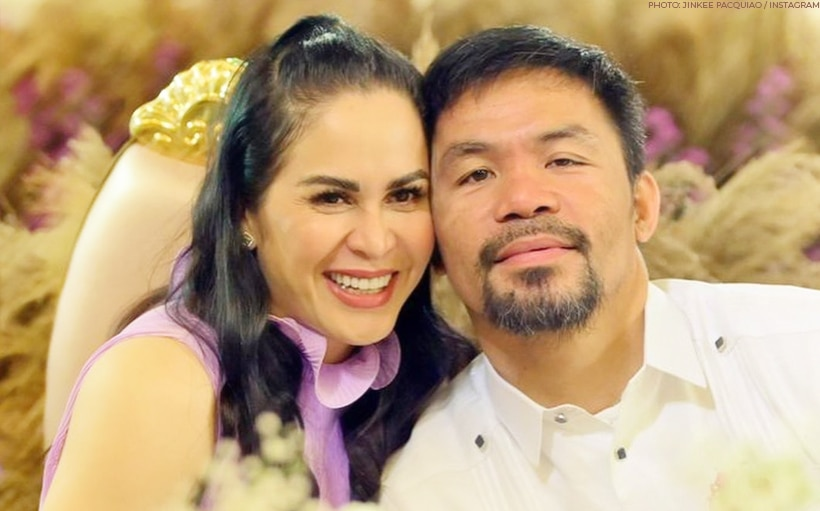 Manny Pacquiao joins in on the 'how it started, how it's going' trend!
