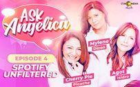 You can now listen to the unfiltered version of 'Ask Angelica' EP 4 on Spotify!