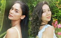Sarah Wurtzbach on unfollowing Pia on social media: 'We follow each other in real life'