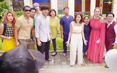Anthony, Riva, and Alora spill about the 'real' KathNiel on the set of 'THAOU'!