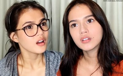 Maris Racal reenacts the iconic 'Act your age, Maricris' confrontation!