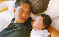 Carlo Aquino's 'daddy moment' will melt your heart!