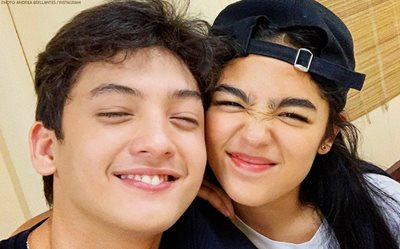 You'll get kilig over Andrea Brillantes and Seth Fedelin's newest pic!
