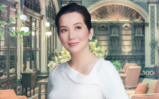 We might see Kris Aquino in the 'Crazy Rich Asians' sequel!
