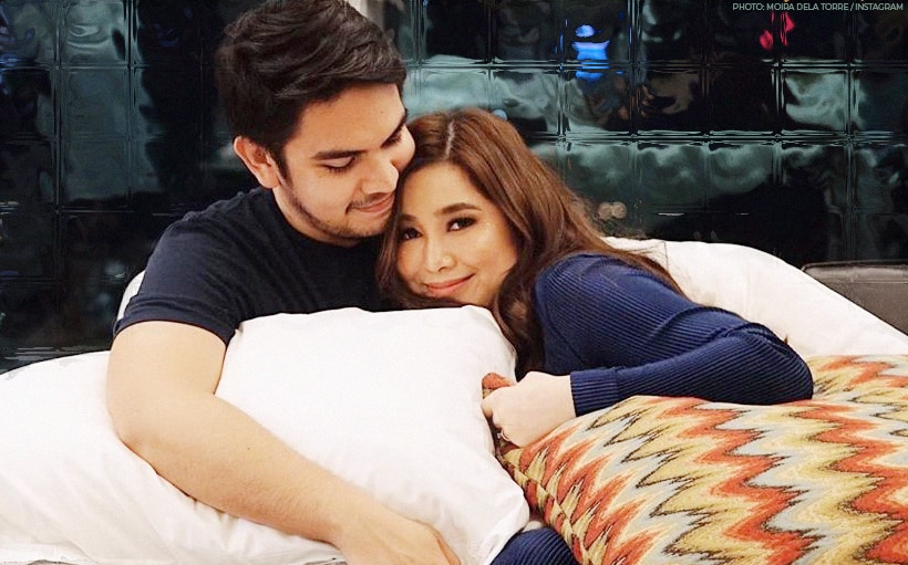 Moira dela Torre on having a baby: 'Siguro next year or in two years?'