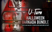 The 'U-Turn' Halloween Barkada Bundle is now available!