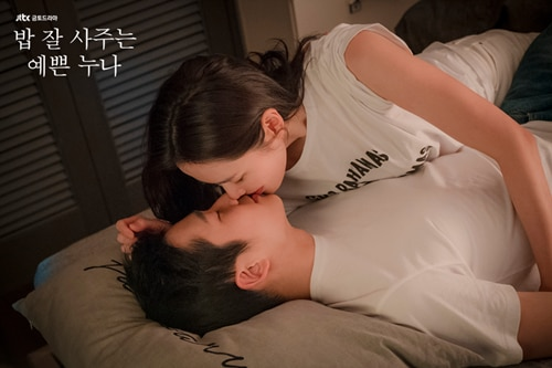 Son Ye Jin and Jung Hae In on