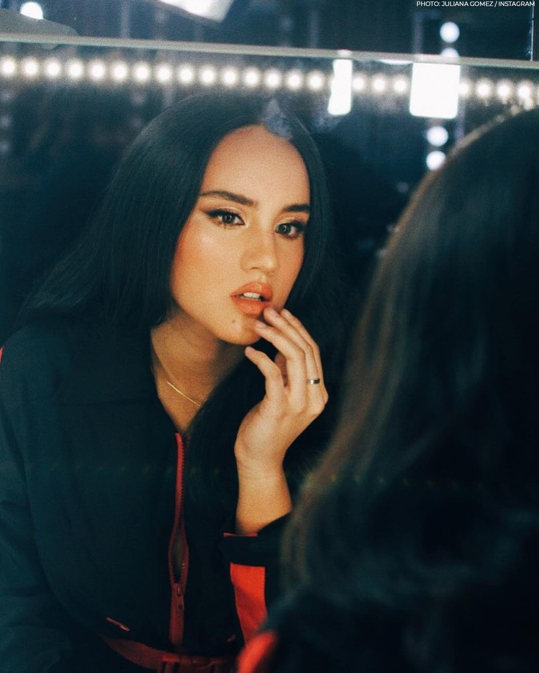 Juliana Gomez, like her parents Richard Gomez and Lucy Torres-Gomez also does sports and modeling!