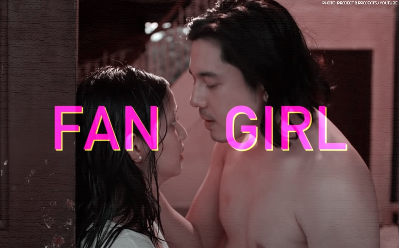 WATCH: Paulo Avelino and Charlie Dizon in the 'Fan Girl' official trailer